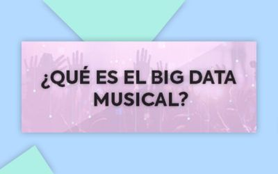 What is music big data and what are its advantages?