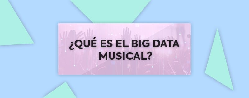 Big data musical
