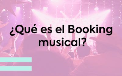 What is a booking and what is it for?
