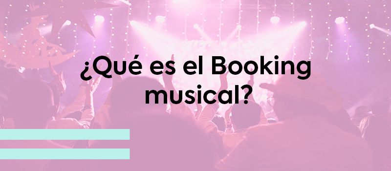 booking musical