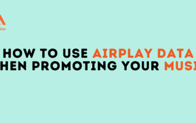 How to use airplay data when promoting your music
